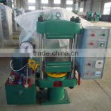 PVC plate rubber vulcanizing machine/ Hydraulic hot press rubber mats vulcanizer/ vulcanizer
