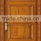 Black walnut / Mahogany / Sapeli / Ash / White oak / Oak / Bubinga / Cherry solid wood antique door
