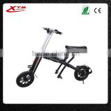 mini e bike small folding fat tire electric bicycle