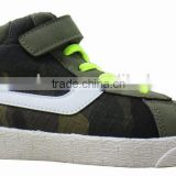 boys skateboard shapely plastic shoe lasts green