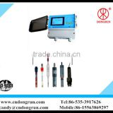 high precision and accuracy PH meter panel-mounted PHS-8D/digital PH meter/tester/analyzer