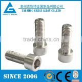 Inconel 718 Incoloy 825 stainless steel stud bolts with hex nut China manufacturer