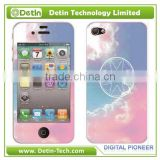 Design your color tempered glass screen protector for many phone models touch screen glass film