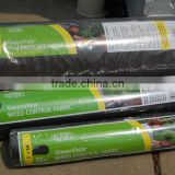 soft fabric for agricultural woven polyethylene polypropylene ground sheet weed mat cover