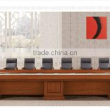 Modern classical conference table socket rainier cherry DYA17