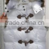 acrylic staple fibre winter vest