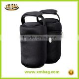 Hot Selling Newest Style Neoprene insulated milk bottle holder bag, insulated bottle cooler bag