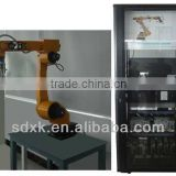Robot Arm Model Robot trainer Educational equipment XK-IARM Six Freedom Open Type Industrial Robot Arm Training Model