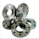 Precision carbon steel pipe flange spacer