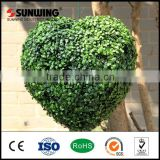 artificial boxwood wreath mat evergreen tree factory