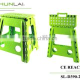 high quality new design plastic folding bar stool