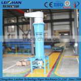Waste paper recycling equipment/ paper pulp egg tray machine desander
