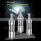 Oymay anyvape Peakomizer stainless steel+top filling+airflow adjusted+fit on all BDC/BCC coil