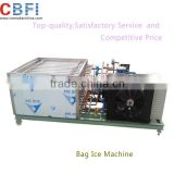 Industrial refrigeration convenient to take out Bag Ice Machine air conditioning for Africa