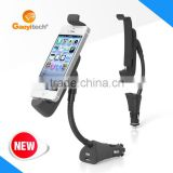 Creative Mobile Phone Base Travel Gooseneck Design Mobile Phone Base Travel charger holder(HC03I5)