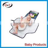 China hot selling diaper changing pad disposable baby changing mat
