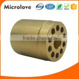 China manufacturer holes liquid brass water distributor