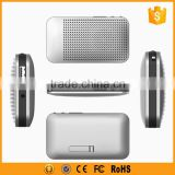 2016 newest gadget with multifunction power bank speaker for mobile phone                                                                         Quality Choice