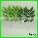Decorative make wholesale artificial leaves
