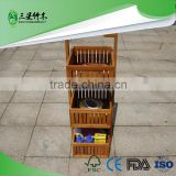wholesale Eco-Friendly kitchen bamboo basket storage