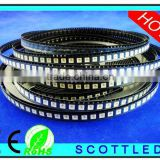 addressable led 5050 smd rgb led build in ws2811 ic driver make to WS2812 smd led strip light