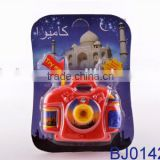 Funny toy hot new baby toy Arabic projector camera toy