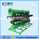 Hot sale industrial auto backwash disc water filter