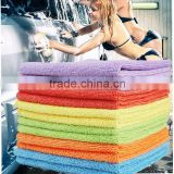 High Quality Car Cleaning Products Factory Wholesale Microfiber Car Cleaning Cloth / Car Wash Towel