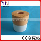 medical printed cotton sports tape/medical zinc oxide tape