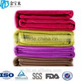 Travel Coral Plush Blanket factory Produced blanket
