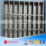 Factory supply Serrated I type Steel grating,steel driveway grates grating,Galvanized steel grating price