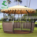 Top Selling Rome Style Wind Proof Dome Gazebo Garden Tent