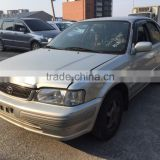 1999 Taiwan Used Left Hand Drive Car For Toyota Tercel (3H-9238)