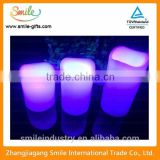 Wholesale Cylindrical Promotional Gift Of Led Candle Light