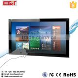"27"" USB IR touch screen outdoor usable waterproof/ anti-glare touch panel for kiosks/digital signage/game machine/education"