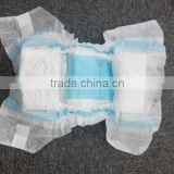 popular cheap baby diaper in bales for low income market