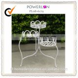 Best Selling Antique Wrought Iron Wedding Decoration Flower Stand