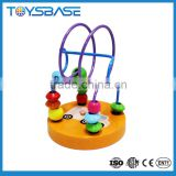 China wooden bead maze toy