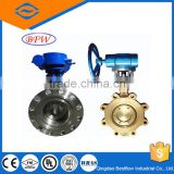 20% discounted stainless steel butterfly valve/carbon steel butterfly valve with good quality
