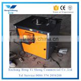Construction hydraulic 2d CNC iron steel bar bending and cutting machine P36