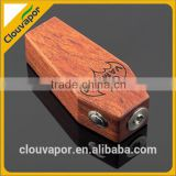 Vampire Mod Box,Wood Full Mechanical Box Mod,Best Wooden Coffin Shape Vapor Mod Box