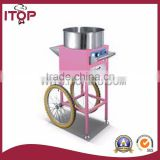Electric and GAS cotton candy machine