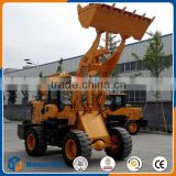 2 ton mini hoflader new 4WD compact small payloader for sale