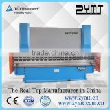 125T/3200mm Automatic bending machine , sheet metal press break , X, Y axis torsion cnc press brake machine