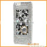 Mobile Phone Accessory Diamond pc Case For IPhone 6 Plus ,Cell Phone Accessory Wholesale