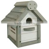 Solid wood bird house Wooden Pet Cages Wooden bird house