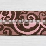 new pattern printed carpets non slip rug pad kitchen area rug