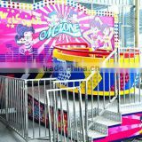 direct factory on portable trailer mounted amusement park kiddie disco tagada rides