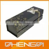 Hot!!! Popular Customized Design Antique Wine Bottle Gift Packaging Paper Box(ZDC14-041)