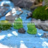 <_>DIY Cute Ornament, Small Trinket decorations, Resin Sculpture, Garden vintage Fairy Miniature Frog Figurines